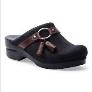 Dansko Shandi Clog Size 37 6.5 - 7